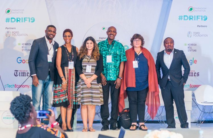 NPOC's Outreach and Panel Session at the Digital Rights & Inclusion Forum 2019